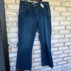 Levi Nouveau Boot Cut Jeans